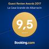 Alojamiento recomendado en Booking