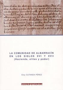 comunidad albarracin
